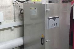 OekoRona 150 kW mit manueller Austragung und externem Bypass