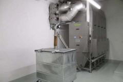 CH-8887 Mels - Hackschnitzelfeuerung 550 kW - Einbau 2016