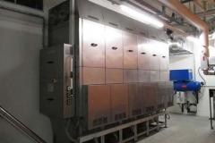 CH-8887 Mels - Hackschnitzelfeuerung 900 kW - Einbau 2016