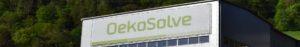 Produktionsgebäude der OekoSolve AG: Hersteller von Feinstaubabscheidern