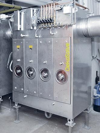 Wood dust filter FilterBox - Electrostatic precipitator for wood heaters