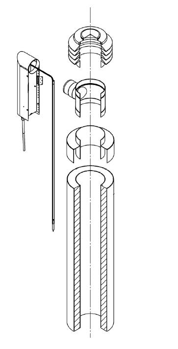 L'électrofiltre OekoTube - montage simple