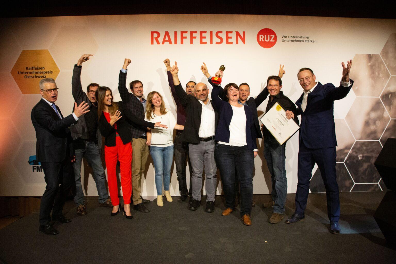 Foto Unternehmerpreis