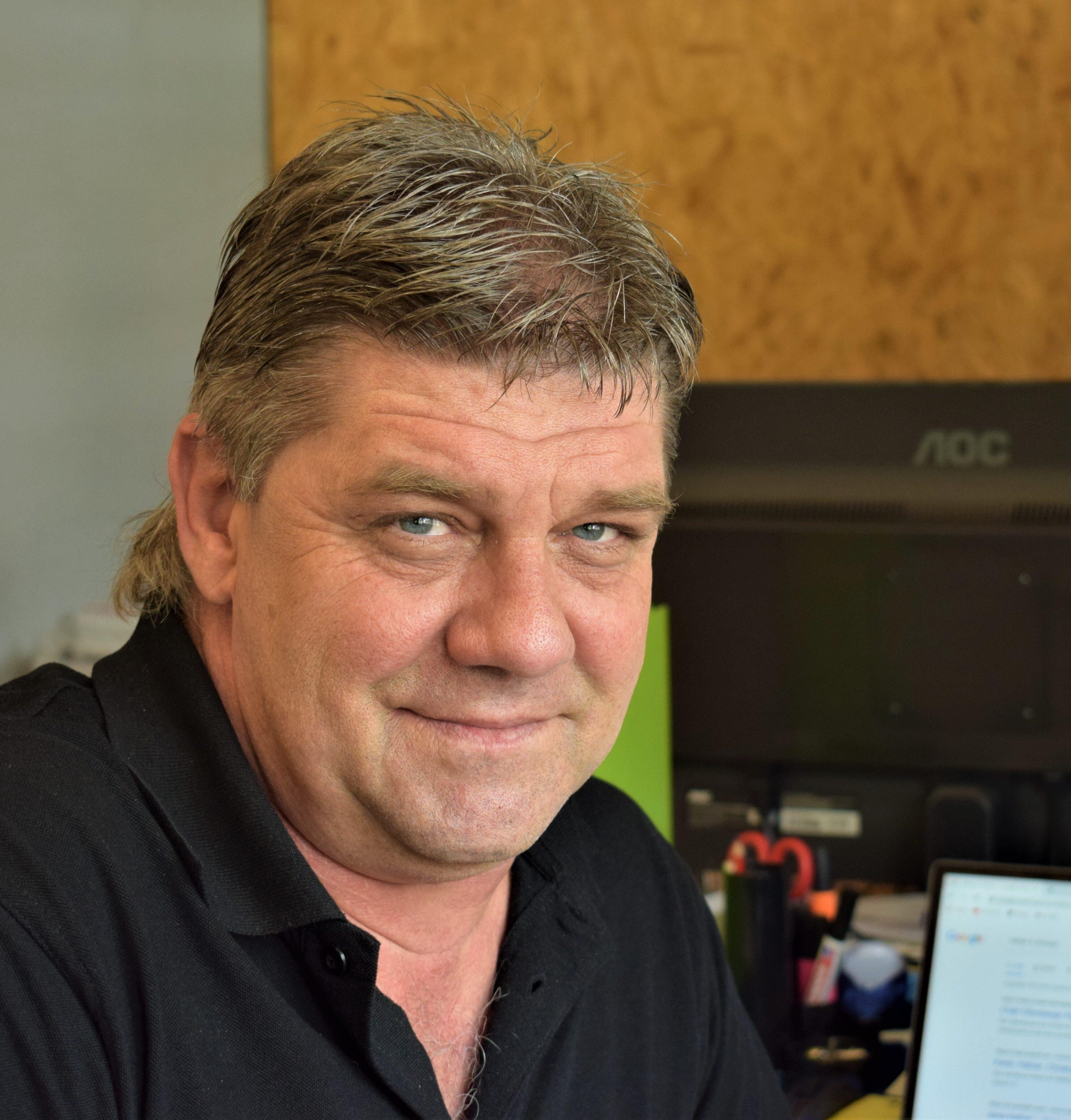 Bernd Weishaar